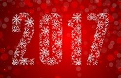 Happy 2017 New Year. Vector illustration vector illustration