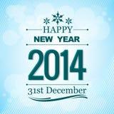 Happy new year wishes Stock Photo