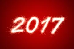 2017 Stock Image