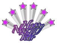 Happy new years Stock Photos