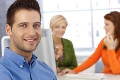 Free Happy Office Portrait Stock Photos - 23868853