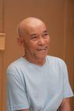 Happy old man Stock Image