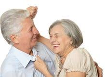 Happy older people Stock Photos