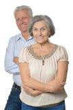 Happy older people Stock Photo
