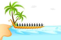 Happy Onam background Stock Image