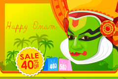 Happy Onam Big Sale Stock Images