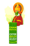 Happy Onam Big Sale Stock Photos