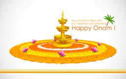 Happy Onam Royalty Free Stock Images
