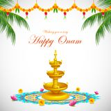 Happy Onam Stock Photos