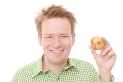 Happy onion Stock Photo