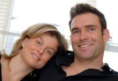 Happy pair Royalty Free Stock Photo