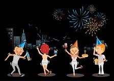 Happy Party Stock Photo