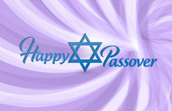 Happy passover sign card illustration Stock Photo