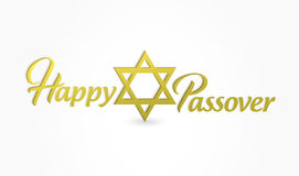 Happy passover sign illustration design isolated Stock Photo