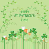 Happy patrick's day Stock Images