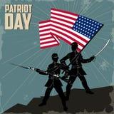 Happy Patriot Day Stock Photos