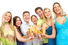 Happy people stock photos