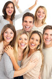 Happy people Stock Photography