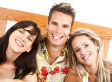 Happy people Stock Image