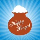 Happy pongal celebration Royalty Free Stock Photo