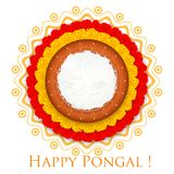 Happy Pongal Royalty Free Stock Photo