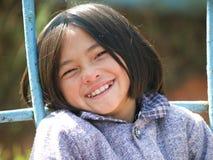 Happy Poor Children Royalty Free Stock Photo