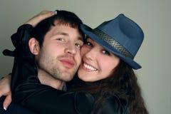 happy portrait Stock Images