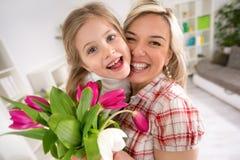 Happy portrait Stock Image