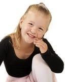 Happy Preschooler Stock Images