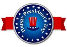 Happy Presidents day Royalty Free Stock Photos