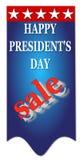 Happy Presidents day Stock Photography
