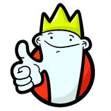 Happy prince Royalty Free Stock Images