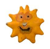 Happy pumpkin Stock Image