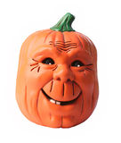 Happy pumpkin Stock Image