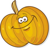 Happy Pumpkin Stock Photos