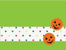 Happy pumpkin Royalty Free Stock Photography