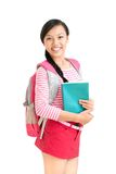 Happy pupil Stock Image