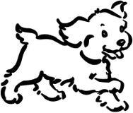 Happy Puppy Royalty Free Stock Photo