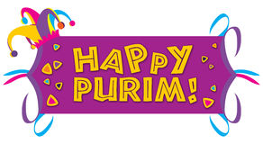Happy Purim Stock Photo