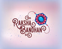 Happy Raksha Bandha Stock Photography