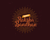 Happy Raksha Bandha Royalty Free Stock Photos