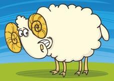 Happy ram Stock Image