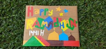 happy ramadhan text for ramadhan kareem