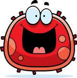Happy Red Blood Cell Royalty Free Stock Images