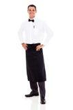 Restaurant waiter Stock Images