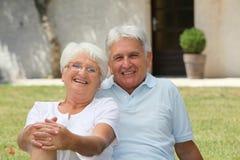 Happy retirement Royalty Free Stock Photography