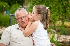 Happy retirement Royalty Free Stock Photography