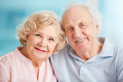 Happy retirement Royalty Free Stock Photos