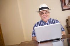 Happy retirement Stock Images