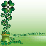 Happy Saint Patrick's Day Royalty Free Stock Photos
